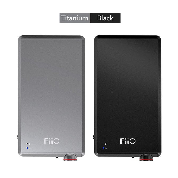 FiiO A5 High Power Portable Headphone Amplifier & E12 Mont Blanc Successor - AV Shop UK - 1
