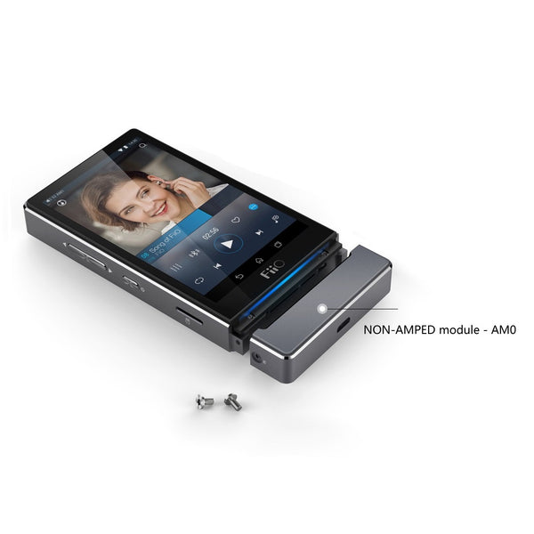 FiiO X7 (Standard Edition) Android Lossless (FLAC/MP3/DXD/PCM) DAP/DAC + AM0 USB Module BUNDLE - AV Shop UK - 2