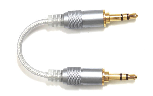 FiiO L16 3.5mm To 3.5mm Stereo Audio Cable With Straight Plugs - AV Shop UK - 1