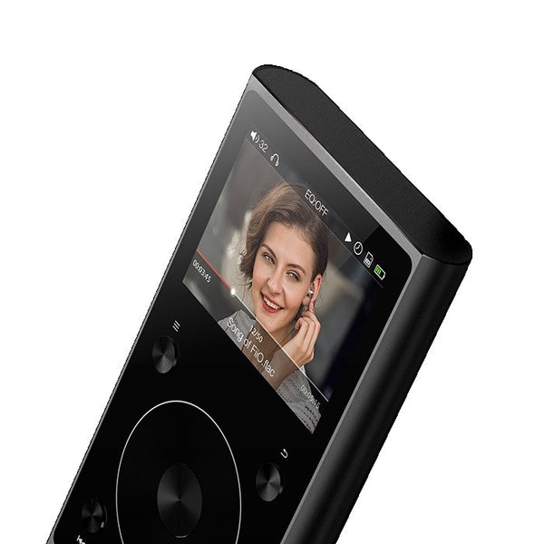 FiiO X1ii 2nd Gen High Res (MP3/FLAC/WAV) Bluetooth Digital Audio Player - AV Shop UK - 3