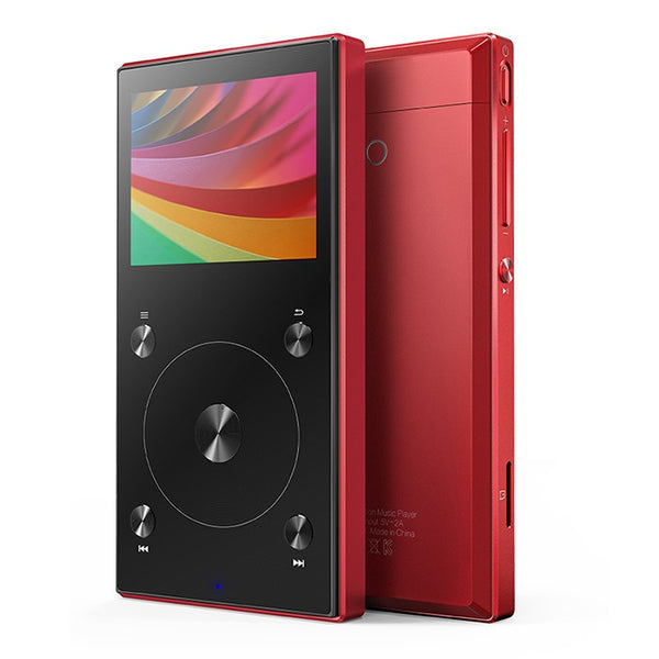 FiiO X3iii 3rd Gen High Res (MP3/FLAC/WAV) Bluetooth Digital Audio Player