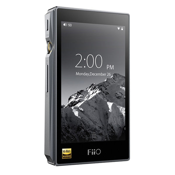 FiiO X5iii 3rd Generation Android-based Lossless (FLAC/WAV/MP3) Audio Player/DAC