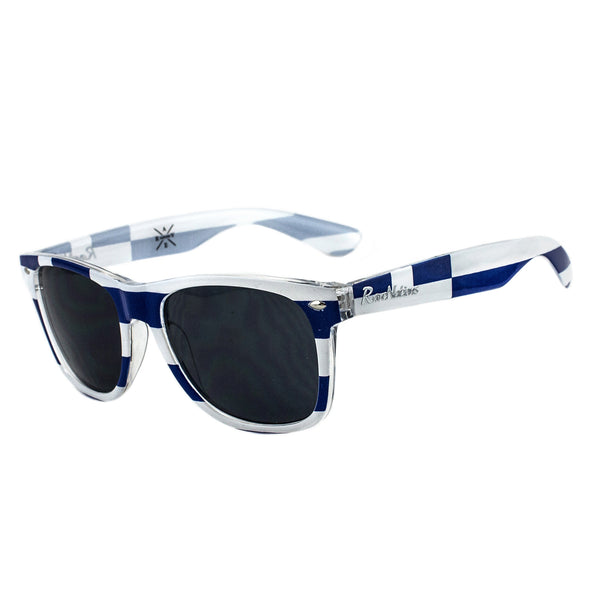 Greece Flag Sunglasses - Rave Nations
