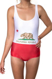 California One Piece Bodysuit