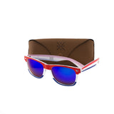 Netherlands Flag Sunglasses - Rave Nations
