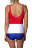 Netherlands Flag One Piece Bodysuit Women's - Rave Nations