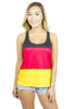 Germany Flag Tank Top Women's - Rave Nations