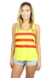 Vietnam Flag Tank Top Women's - Rave Nations