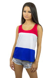 Netherlands Flag Tank Top Women's - Rave Nations