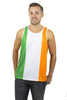 Ireland Flag Tank Top Men's - Rave Nations