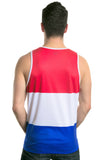 Netherlands Flag Tank Top Men's - Rave Nations