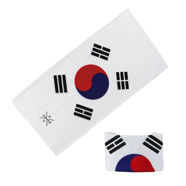 South Korea Seamless Bandana Mask