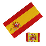 Spain Seamless Bandana Mask
