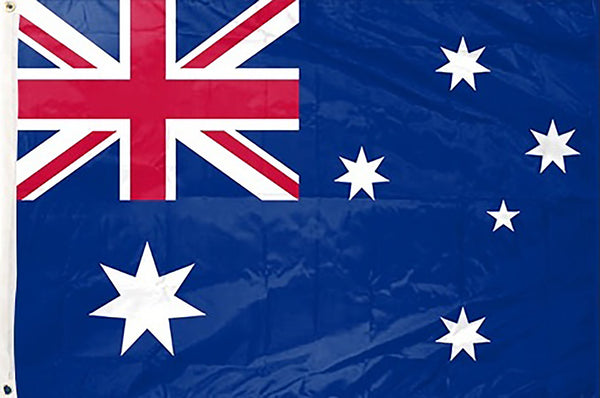 Australia 3 x 5 ft Flag - Rave Nations