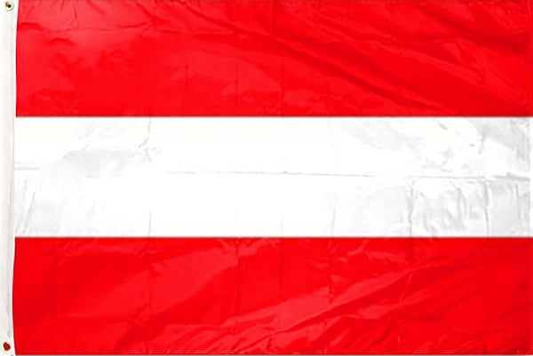 Austria 3 x 5 ft Flag - Rave Nations