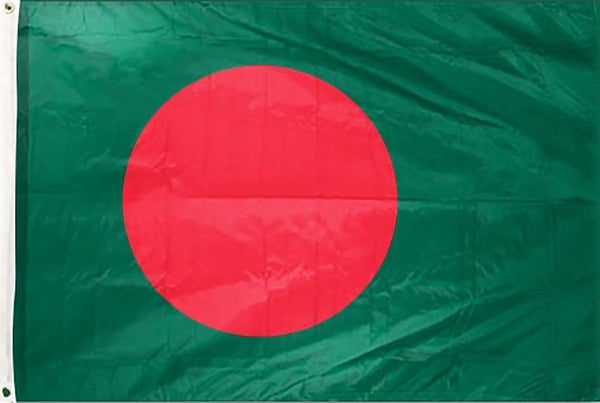 Bangladesh 3 x 5 ft flag - Rave Nations