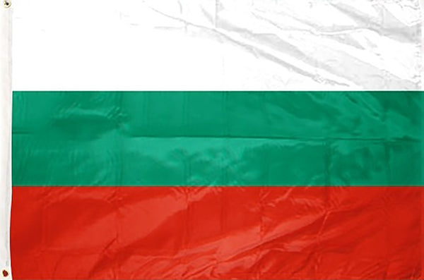 Bulgaria 3 x 5 ft Flag - Rave Nations