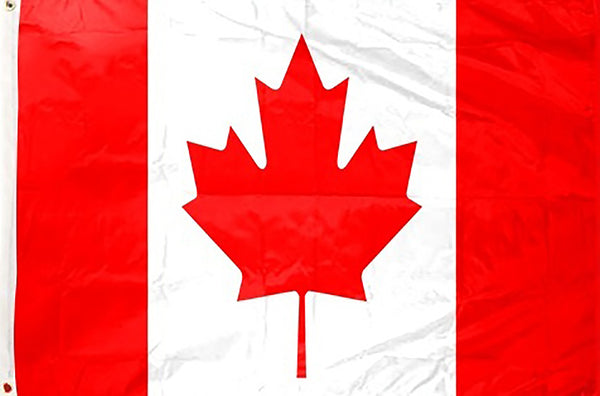 Canada 3 x 5 ft Flag - Rave Nations
