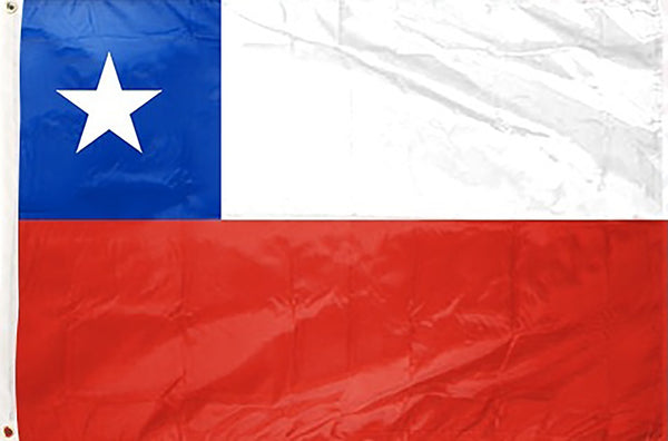 Chile 3 x 5 ft Flag - Rave Nations