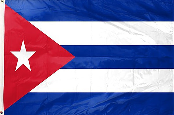 Cuba 3 x 5 ft Flag - Rave Nations