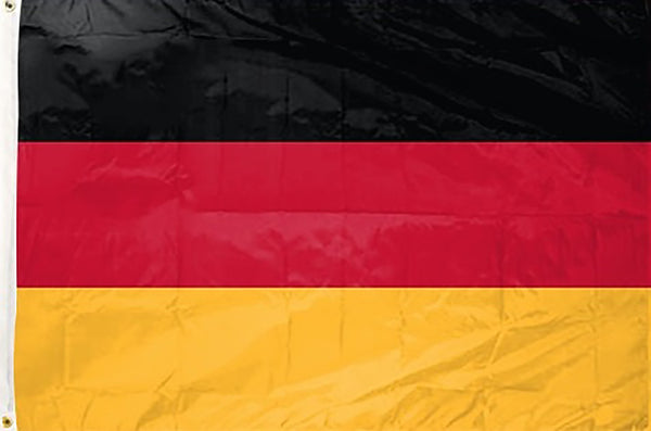 Germany 3 x 5 ft Flag - Rave Nations