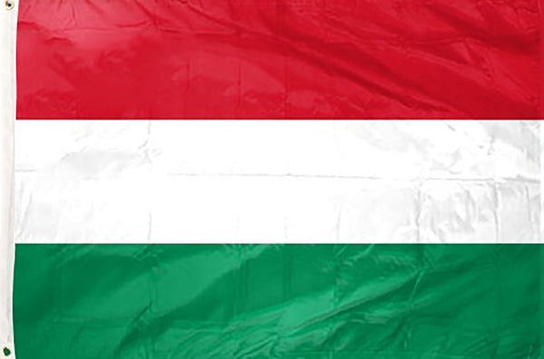 Hungary 3 x 5 ft Flag - Rave Nations