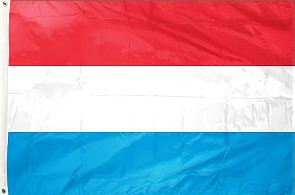 Luxembourg 3 x 5 ft Flag - Rave Nations