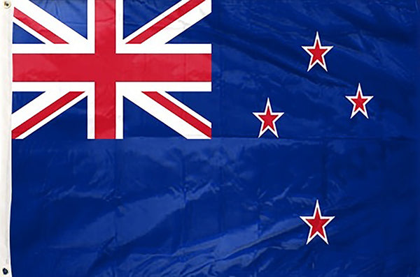 New Zealand 3 x 5 ft Flag - Rave Nations