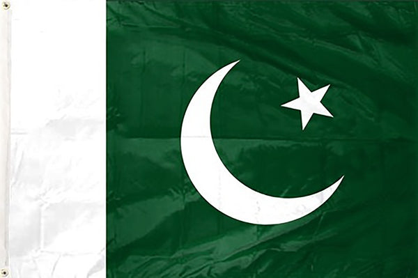 Pakistan 3 x 5 ft Flag - Rave Nations