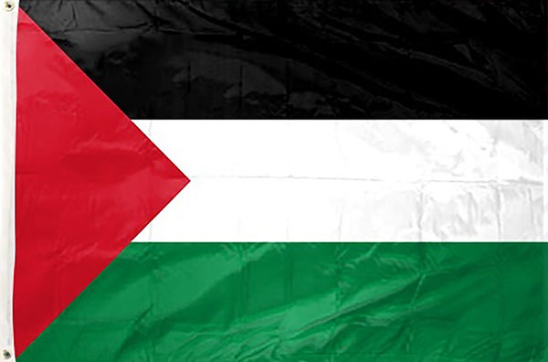 Palestine 3 x 5 ft Flag - Rave Nations