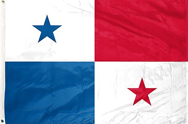 Panama 3 x 5 ft Flag - Rave Nations