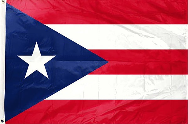 Puerto Rico 3 x 5 ft Flag - Rave Nations