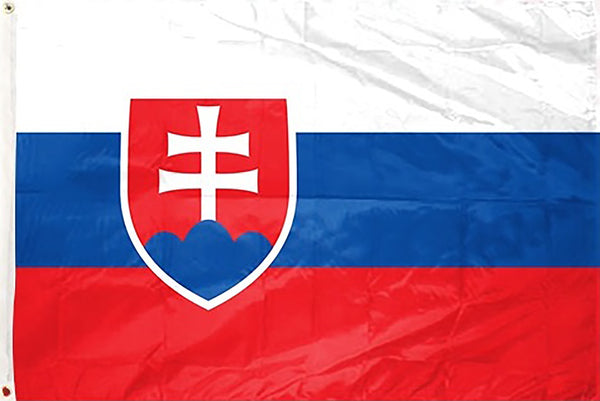 Slovakia 3 x 5 ft Flag - Rave Nations