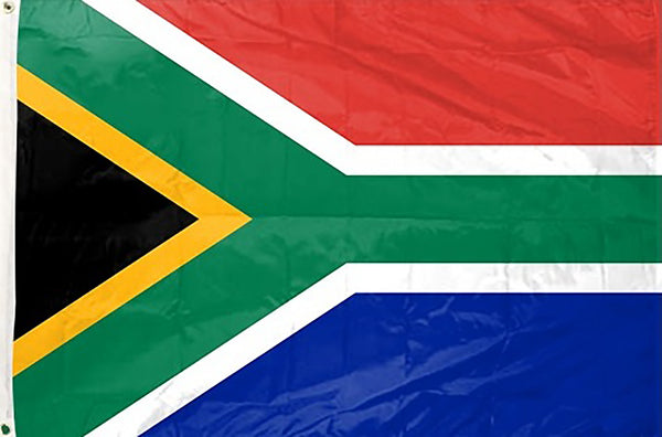 South Africa 3 x 5 ft Flag - Rave Nations