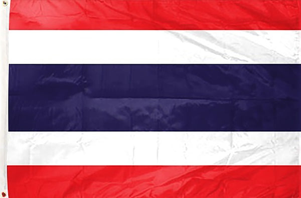 Thailand 3 x 5 ft Flag - Rave Nations