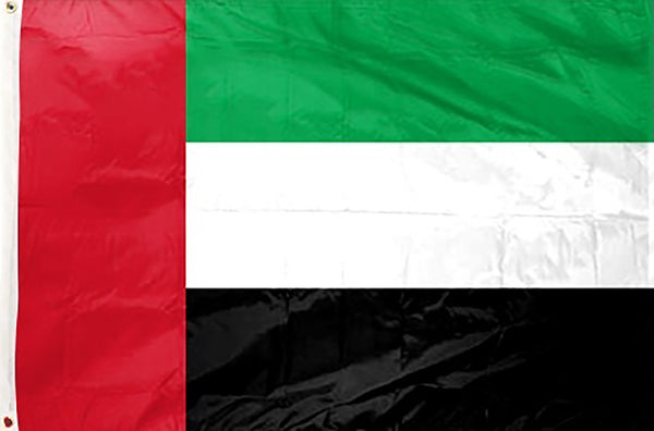 United Arab Emirates 3 x 5 ft Flag - Rave Nations