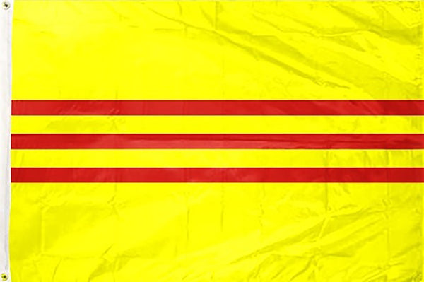 Vietnam 3 x 5 ft Flag - Rave Nations