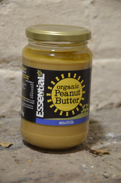 Essential Organic Smooth Peanut Butter