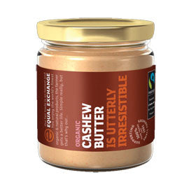 Equal Exchange Organic FairTrade Cashew Butter