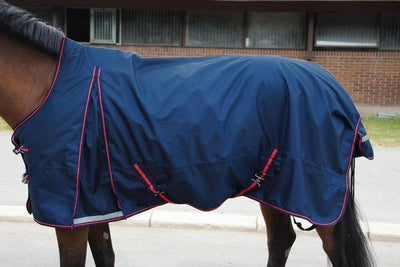 HorseGuard Flexi Rug High Neck dækken 100 g