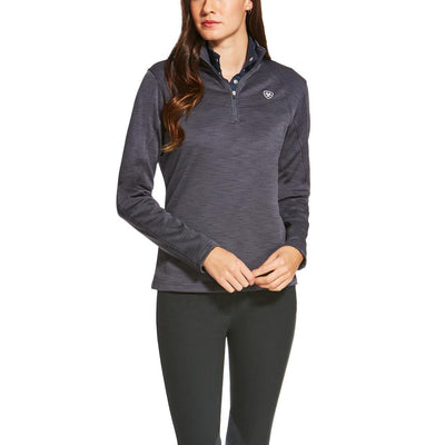 Ariat Conquest 1/4 Zip funktionsbluse