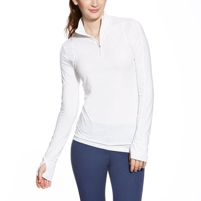 Ariat Lowell 1/4 zip funktionsbluse