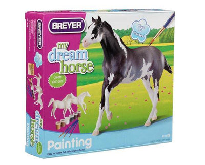 Breyer My Dream Horse malesæt