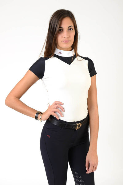 MaKeBe Jane polo t-shirt