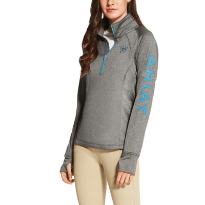 Ariat Tek Team 1/4 Zip funktionsbluse