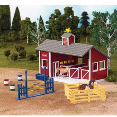 Breyer Red Stable sæt