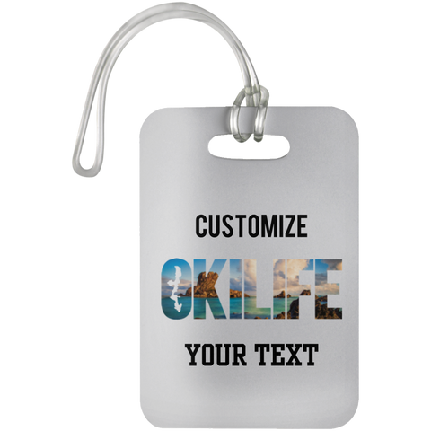 OKILIFE Custom Bag Tag
