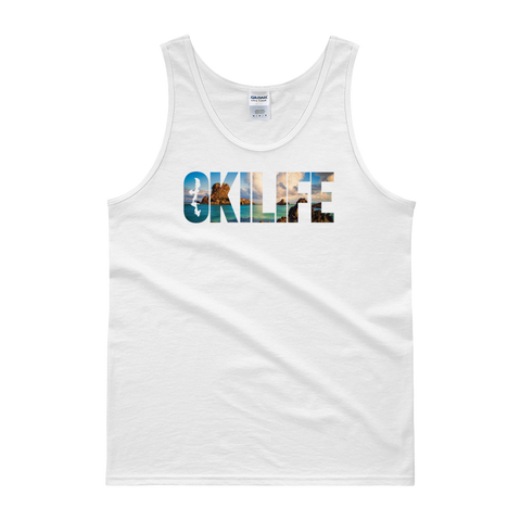 OKILIFE Mens Tank top