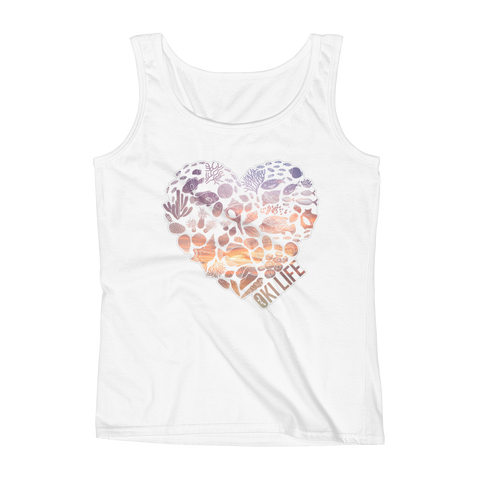 Heart Ladies' Tank