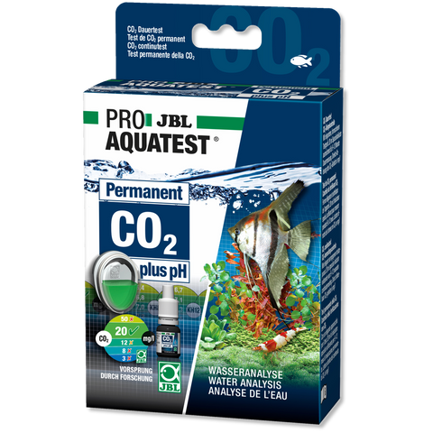JBL Pro Aqua Test Co2 Plus pH
